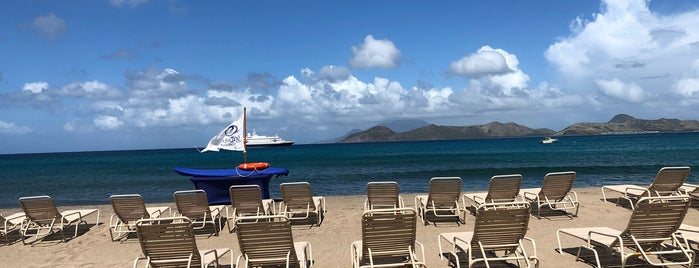 Chrishi Beach Club is one of The Wil List - Nevis.