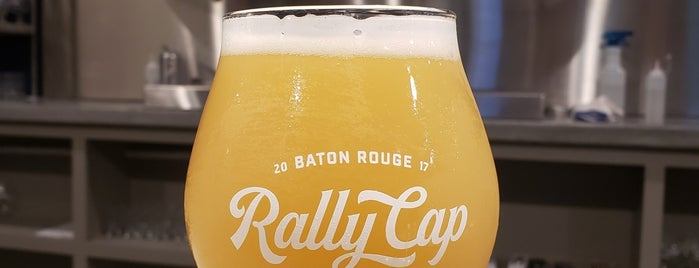 Rally Cap Brewing Company is one of Best of BR.