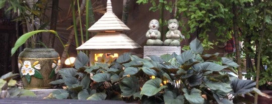 Massage In Garden is one of Thailand.