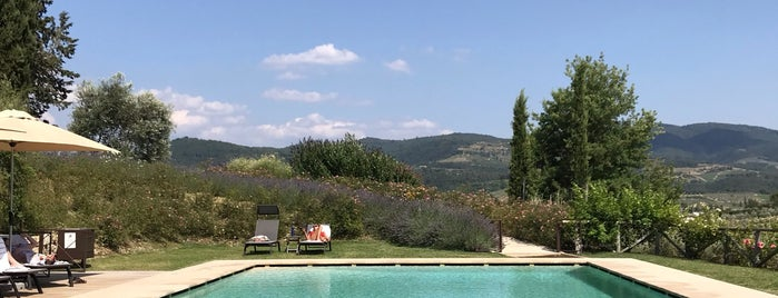 Borgo Del Cabreo is one of Tuscany Lifestyle Guide.
