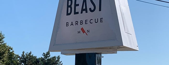 Beast Barbecue is one of Posti salvati di Jeremy.