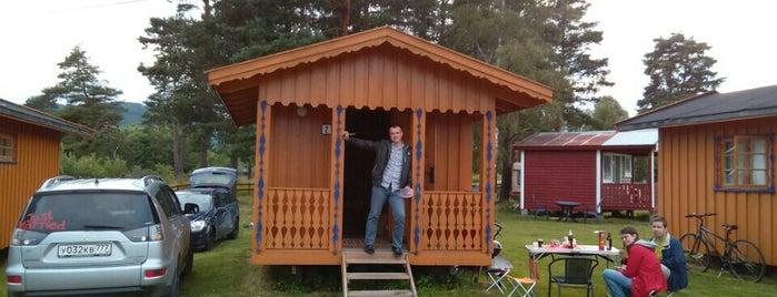 Notodden Camping is one of Locais curtidos por Turovtseva.