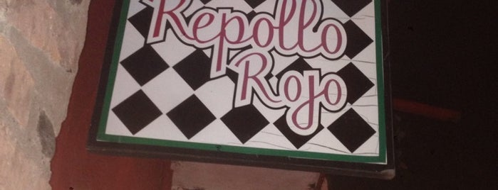 Cafe El Repollo Rojo - The Red Cabbage Cafe is one of Peurto Vallarta.