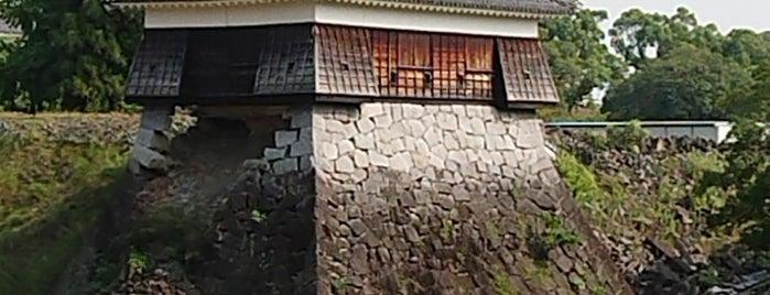 戌亥櫓 is one of モリチャン 님이 좋아한 장소.