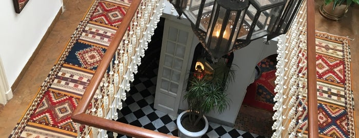 La Tangerina is one of International: Hotels.