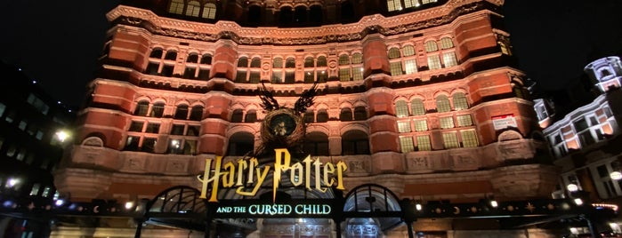 Harry Potter and the Cursed Child - Parts One and Two is one of London 2.