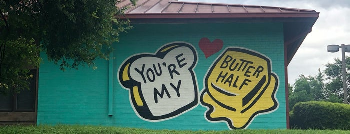 You're My Butter Half is one of Austin.