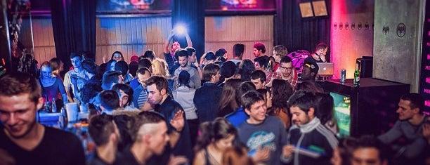 KU BAR LOUNGE is one of Nejlepší studentské party venues.