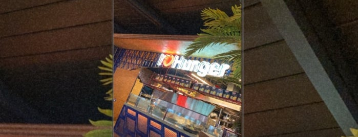 The Hunger is one of Ankara da yemek.
