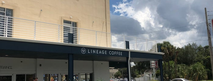 Lineage Coffee Roasting is one of Orlando.