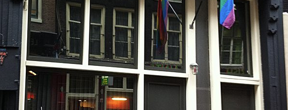 Dirty Dicks is one of Cramsterdam for the gays.
