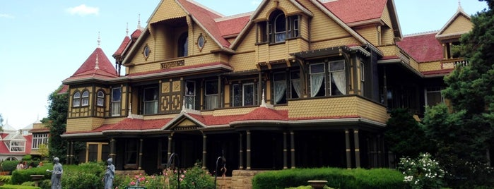 Winchester Mystery House is one of San Francisco.