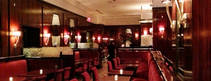 Brasserie Ruhlmann is one of NYC.
