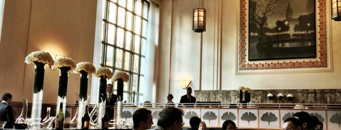 Eleven Madison Park is one of NYCeatDrink.