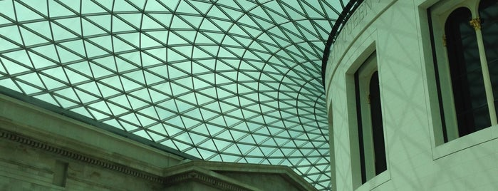 British Museum is one of London Favorites.