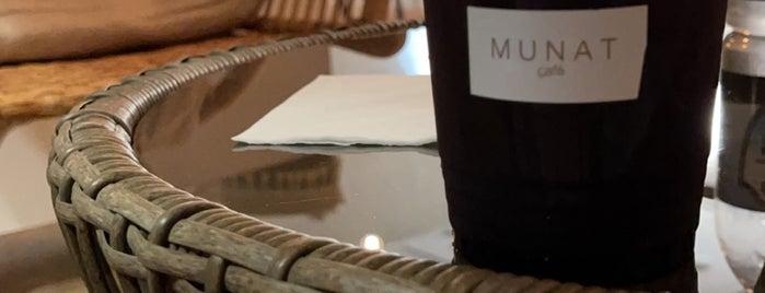 MUNAT Café is one of Riyadh.