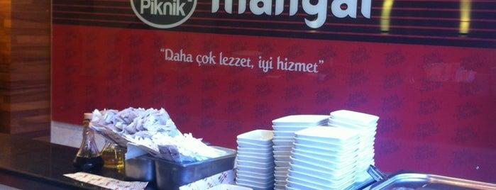 Zeki Piknik Mangal is one of Ali İhsan : понравившиеся места.