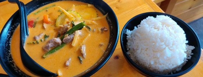 DE Thai Kitchen is one of Restos 3.