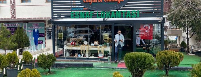 Cheflerin Günlüğü is one of Dene Ankara.