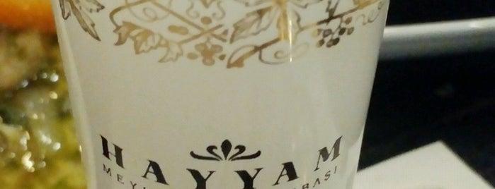 Hayyam Meyhanesi is one of Anılさんのお気に入りスポット.