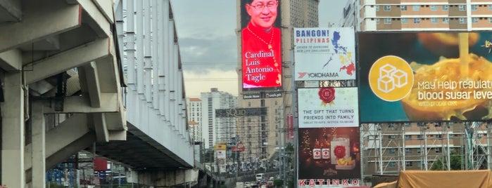Quezon City is one of Locais curtidos por Shank.