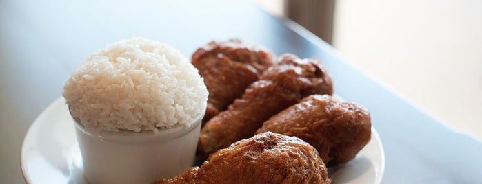 BonChon Chicken is one of Hidden Food Treasures in RVA.