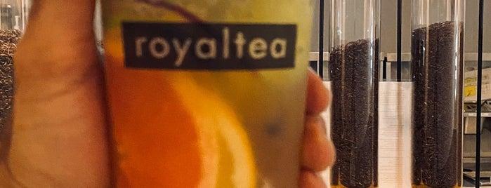 Royal Tea is one of Norah 🕊 님이 저장한 장소.