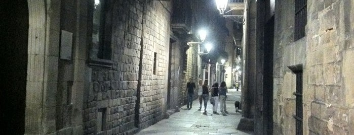 Carrer de Montcada is one of Barca Places.
