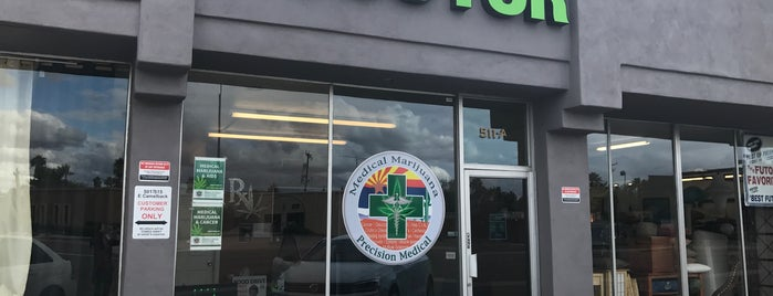 The Marijuana Doctor is one of Moe's Liked Places.