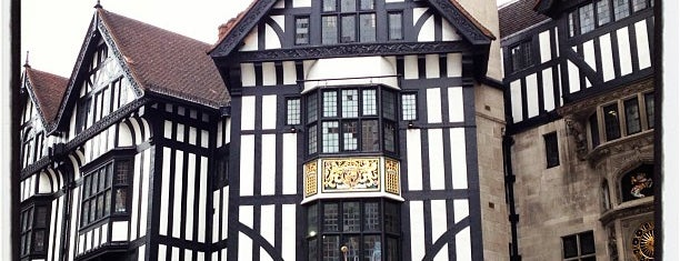 Liberty of London is one of London - All you need to see!.