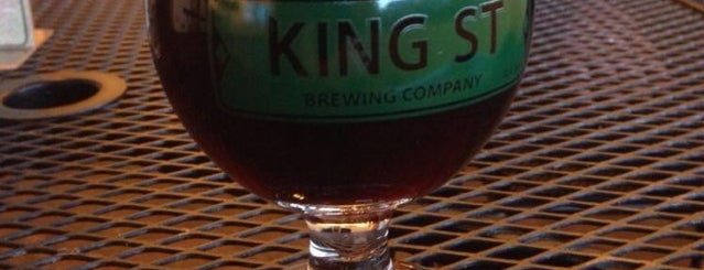 King Street Brewery is one of Anchorage To Do.
