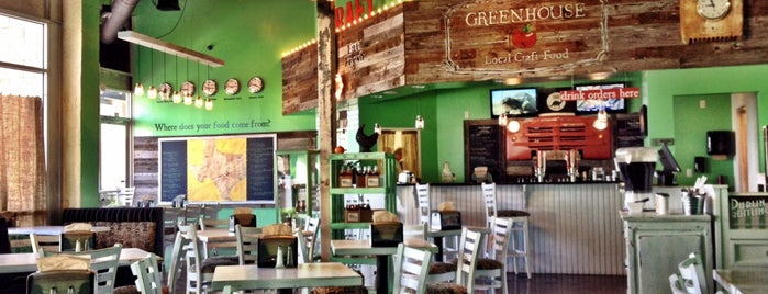 Greenhouse Craft Food is one of Palate Pleasing Places.