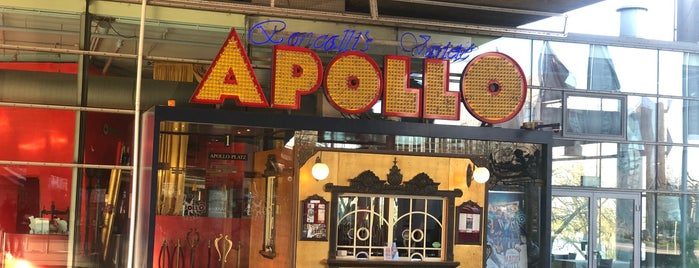 Roncalli's Apollo Varieté is one of Sandys Spielzeit.
