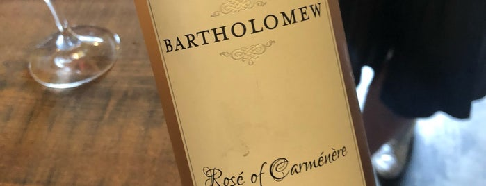 Bartholomew is one of Places to drink.