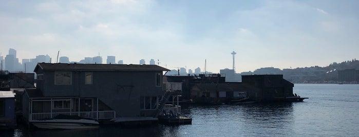 Lynn Street Mini Park is one of Seattle's 400+ Parks [Part 1].