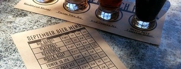 Karl Strauss Brewery & Restaurant is one of Favorite bars.
