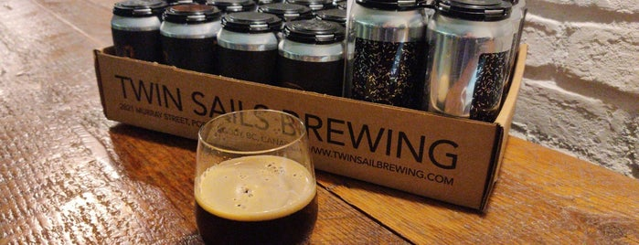 Twin Sails Brewing is one of Nick's Liked Places.