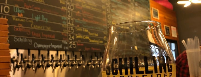 Schilling Cider House Portland is one of Best of Portland.