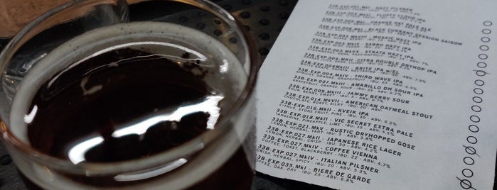 33 Brewing Experiment is one of Daniel's Saved Places.