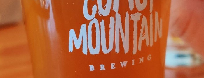 Coast Mountain Brewing is one of British Columbia.
