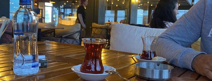 Pusula54 Cafe&Restaurant is one of Bir Gurmenin Seyir Defteri.