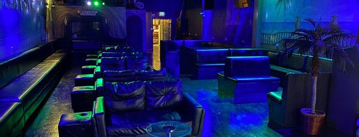 Paradise Hookah Lounge is one of Tempat yang Disimpan Stephanie.