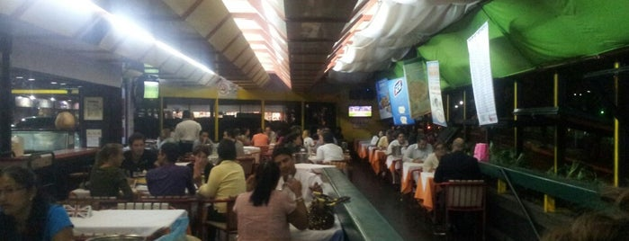 Ovni is one of 101 comidas en Caracas.
