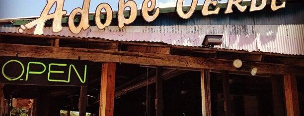 Adobe Verde is one of Posti che sono piaciuti a Rita.