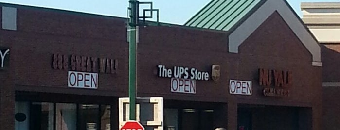 The UPS Store is one of Kentucky Y'all.