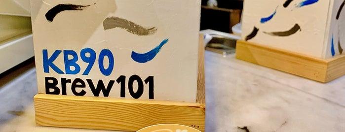 Brew101 Café is one of Queen'in Kaydettiği Mekanlar.