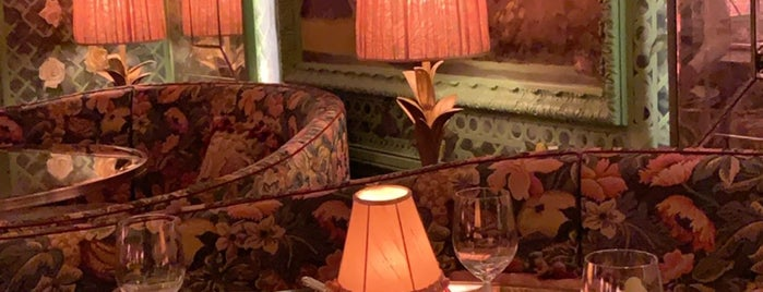 Annabel's is one of Mayfair List.