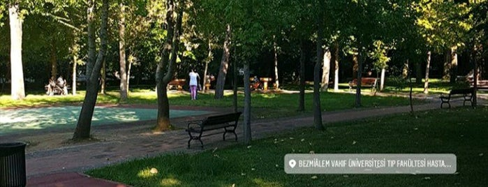 Bezm-i Alem Vakıf Üniversitesi is one of สถานที่ที่ Gizemli ถูกใจ.