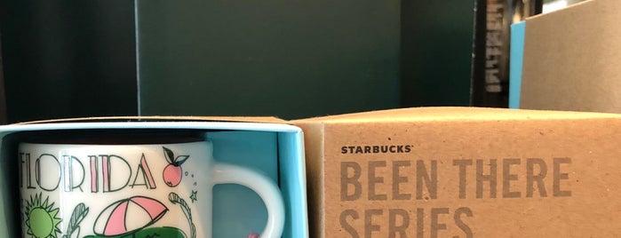 Starbucks is one of สถานที่ที่ Sarah ถูกใจ.