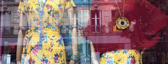 Antoine & Lili is one of Paris.